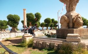place-romaine-cherchell