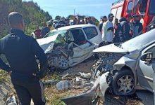 Photo of قوة الإصطدام أودى بحياة امرأة في عين المكان: حادث مرور مأساوي بمخرج ڨوراية على الطريق الوطني رقم 11