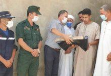 Photo of بحضور ممثلي الدرك والحماية : رئيس دائرة قوراية يكرّم الطالب عمروش فيصل صاحب أعلى معدل بولاية تيبازة صبيحة هذا السبت 24 جويلية